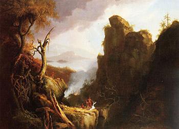 Cole Thomas:Indian Sacrifice